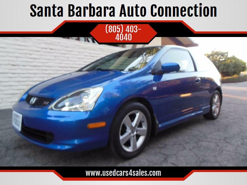 2004 Honda Civic For Sale At Santa Barbara Auto Connection In Goleta CA