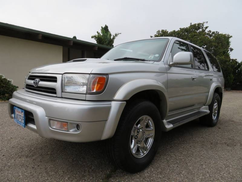 Charming 2000 Toyota 4Runner SR5
