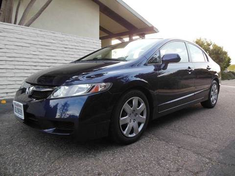 2010 Honda Civic for sale at Santa Barbara Auto Connection in Goleta CA