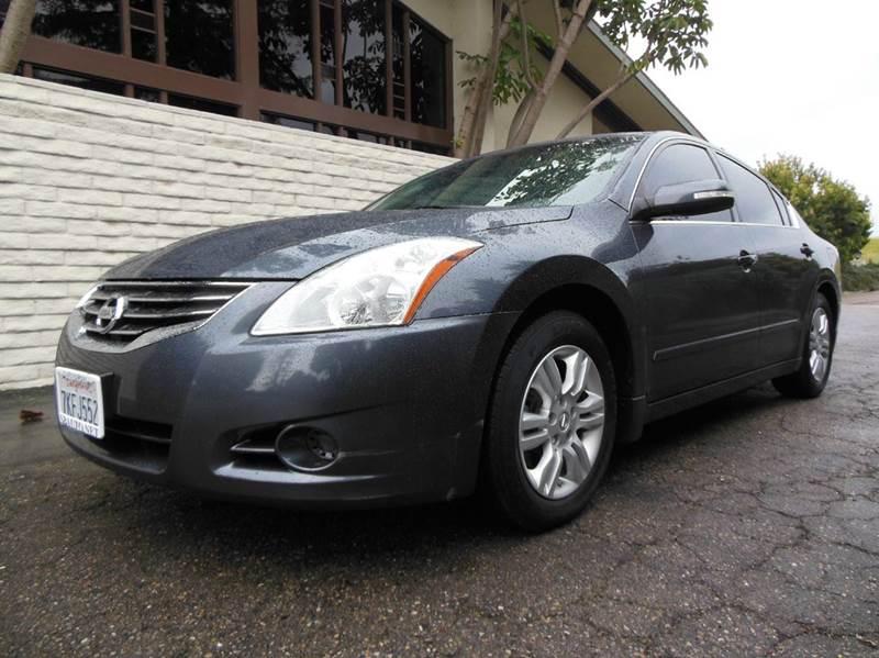 2011 Nissan Altima for sale at Santa Barbara Auto Connection in Goleta CA