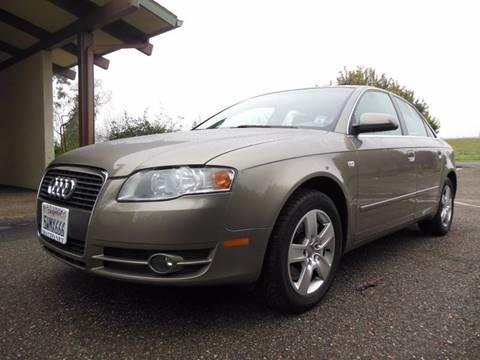 2005 Audi A4 for sale at Santa Barbara Auto Connection in Goleta CA