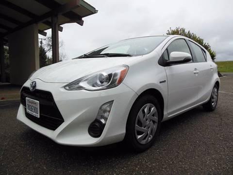 2015 Toyota Prius c for sale at Santa Barbara Auto Connection in Goleta CA