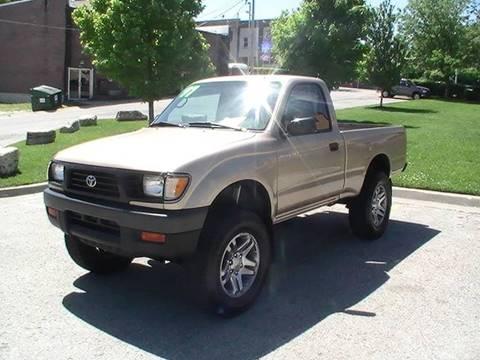 1997 Toyota Tacoma