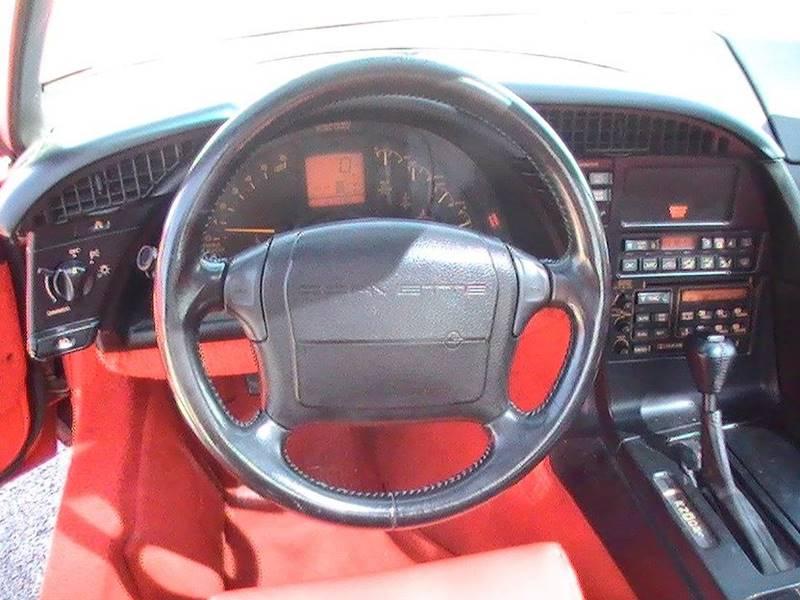 1993 Chevrolet Corvette 2dr Hatchback - Bonner Springs KS