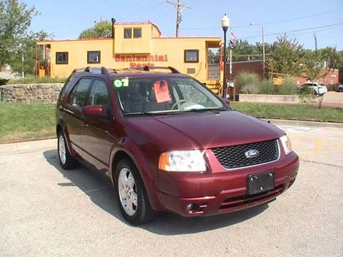 2007 Ford Freestyle for sale at Midwest Motors 215 Inc. in Bonner Springs KS