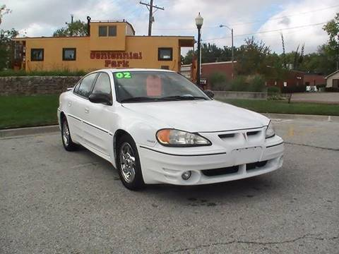 2002 Pontiac Grand Am for sale in Bonner Springs, KS