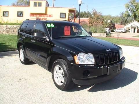 2006 Jeep Grand Cherokee for sale in Bonner Springs, KS