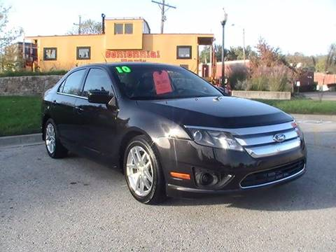 2010 Ford Fusion for sale in Bonner Springs, KS