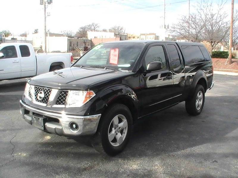 2005 Nissan Frontier Se 4dr King Cab Rwd Sb In Bonner Springs Ks Midwest Motors