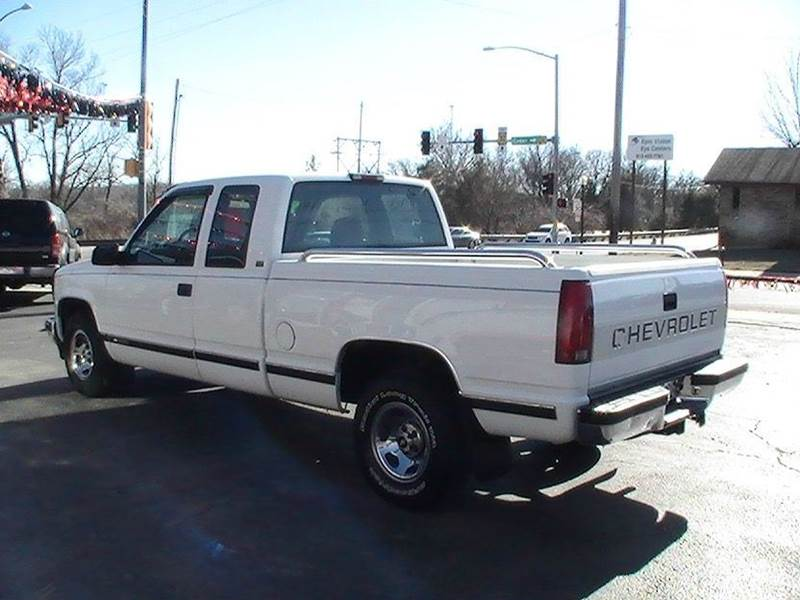 1995 Chevrolet C K 1500 Series C1500 Silverado 2dr Extended Cab Sb In Bonner Springs Ks