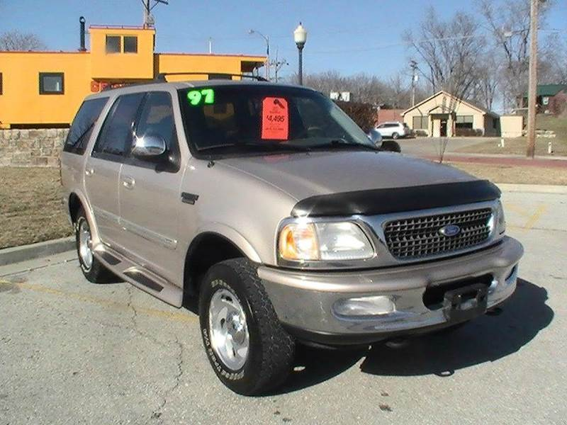 1997 Ford Expedition Xlt 4dr 4wd Suv In Bonner Springs Ks Midwest Motors