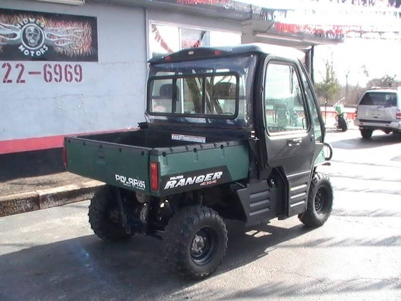 2007 Polaris Ranger In Bonner Springs Ks Midwest Motors 215 Inc