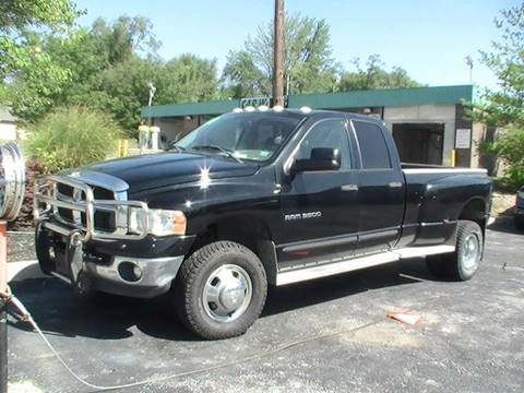 2004 Dodge Ram Pickup 3500 for sale at Midwest Motors 215 Inc. in Bonner Springs KS