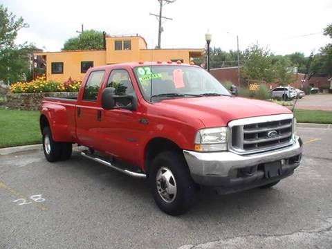 2002 Ford F-350 Super Duty for sale at Midwest Motors 215 Inc. in Bonner Springs KS