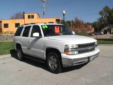 2004 Chevrolet Tahoe for sale in Bonner Springs, KS