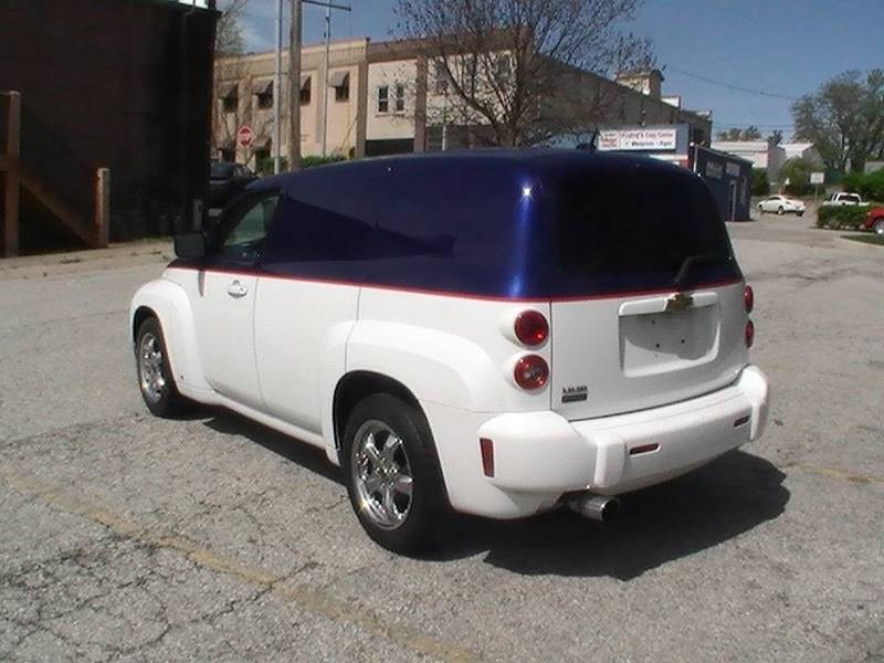 2008 Chevrolet HHR Panel LS 4dr Wagon - Bonner Springs KS