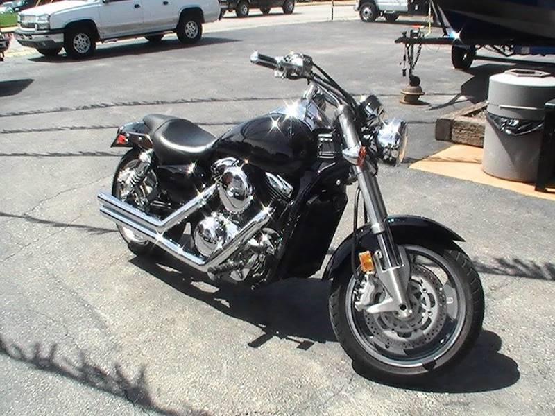2005 Kawasaki VN1600-B MEAN STREAK - Bonner Springs KS