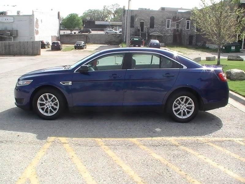 2013 Ford Taurus SE 4dr Sedan - Bonner Springs KS