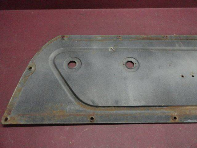 1955 - 1959 Chevy Driver Side Metal Interior Door Panel (A1-D06)  - Penrose CO