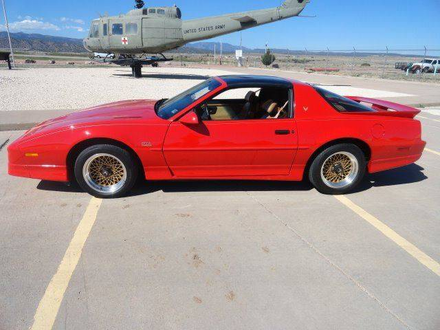1989 Pontiac Firebird for sale at Pikes Peak Motor Co in Penrose CO