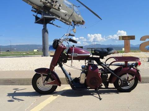 1958 Cushman Eagle for sale in Penrose, CO