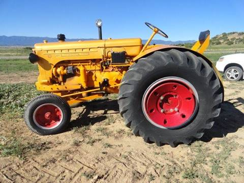 1944 Minneapolis Moline Model U for sale in Penrose, CO