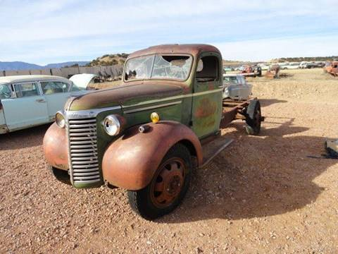 1940 Chevrolet 1.5 Ton for sale at Pikes Peak Motor Co in Penrose CO