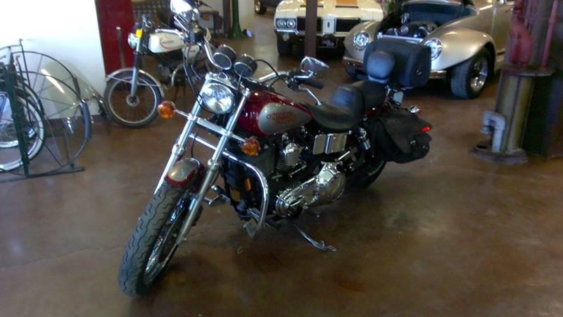 1997 Harley-Davidson Dyna Glide for sale at Pikes Peak Motor Co in Penrose CO