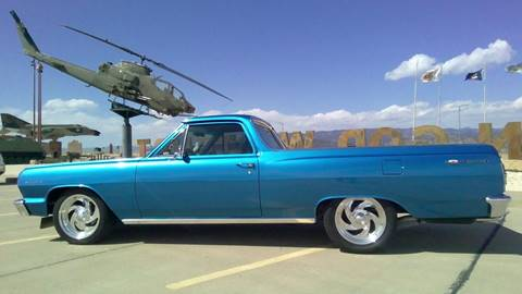 1964 Chevrolet El Camino for sale at Pikes Peak Motor Co in Penrose CO