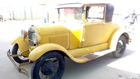 1928 Ford Model A for sale at Pikes Peak Motor Co in Penrose CO