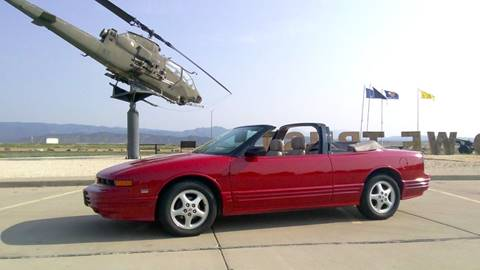 1995 Oldsmobile Cutlass Supreme for sale at Pikes Peak Motor Co in Penrose CO