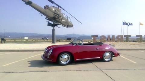 1956 Beck Porsche 356 Speedster for sale in Penrose, CO