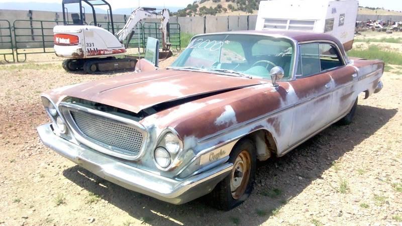1962 Chrysler Newport for sale at Pikes Peak Motor Co in Penrose CO