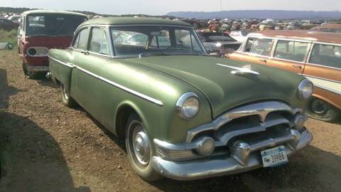 1954 Packard Clipper for sale at Pikes Peak Motor Co in Penrose CO