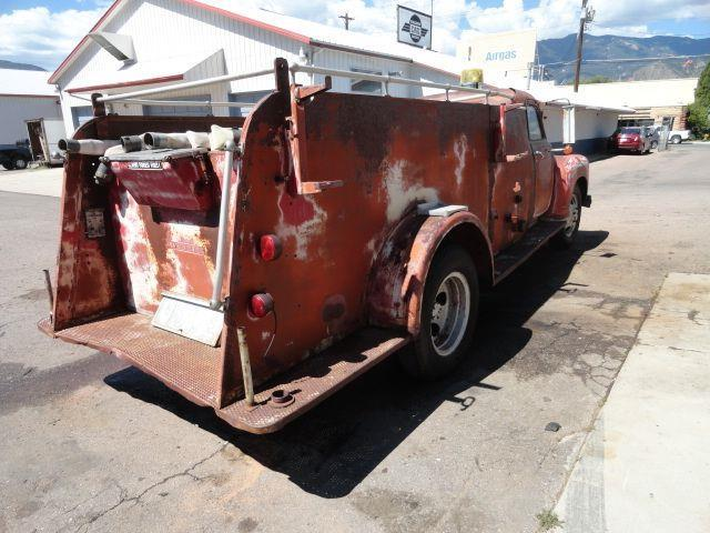 1948 Chevrolet Fire Truck  - Penrose CO