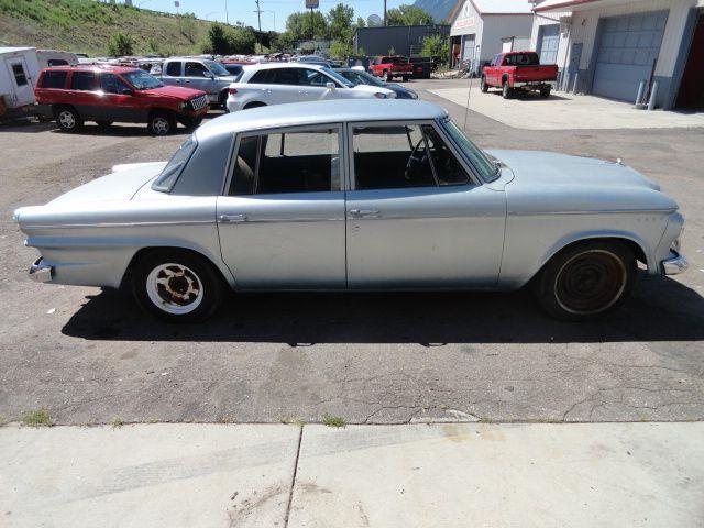1963 Studebaker Lark  - Penrose CO