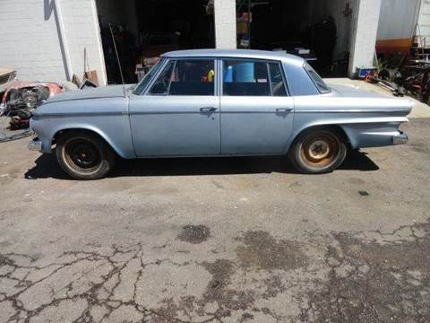 1963 Studebaker Lark for sale at Pikes Peak Motor Co in Penrose CO