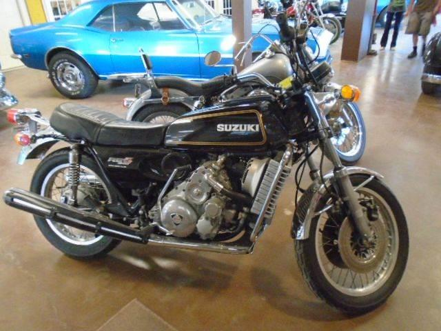 1976 Suzuki RE5  - Penrose CO