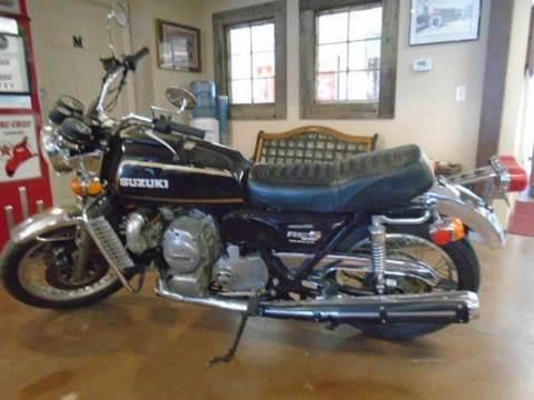 1976 Suzuki RE5