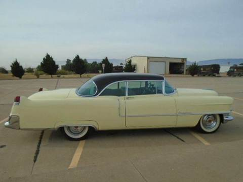 1955 Cadillac DeVille for sale at Pikes Peak Motor Co in Penrose CO