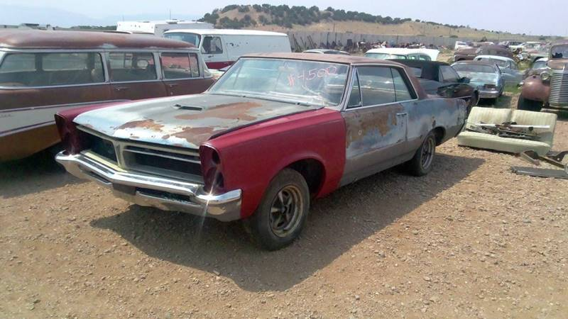 1965 Pontiac GTO for sale at Pikes Peak Motor Co in Penrose CO