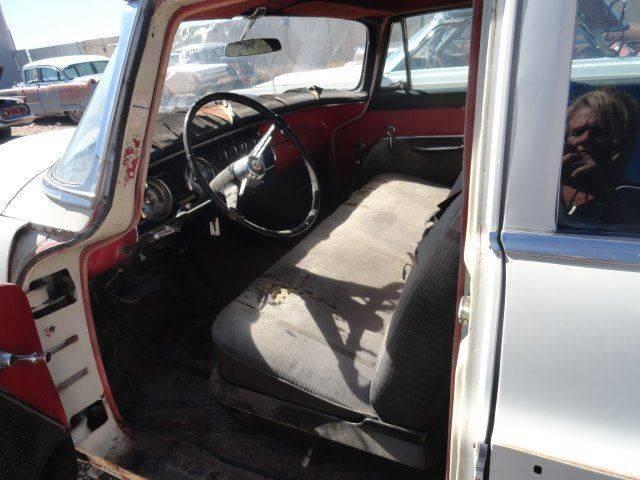 1955 Chrysler Windsor  - Penrose CO
