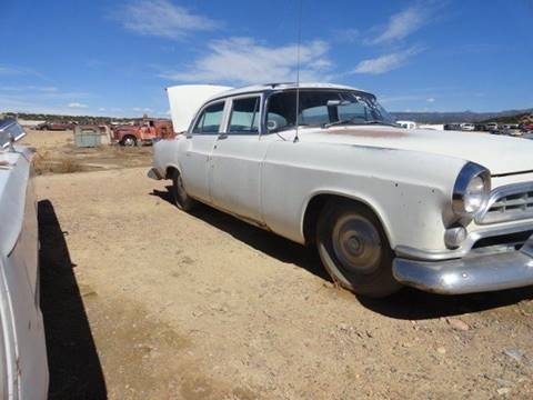 1955 Chrysler Windsor for sale at Pikes Peak Motor Co in Penrose CO