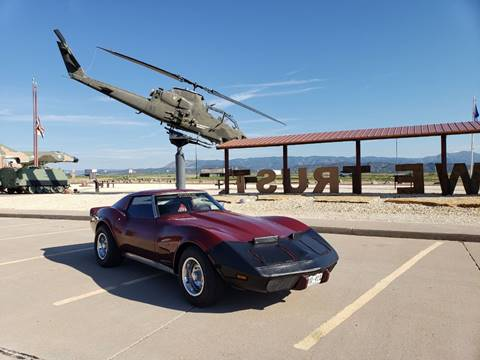 1976 Chevrolet Corvette for sale at Pikes Peak Motor Co in Penrose CO