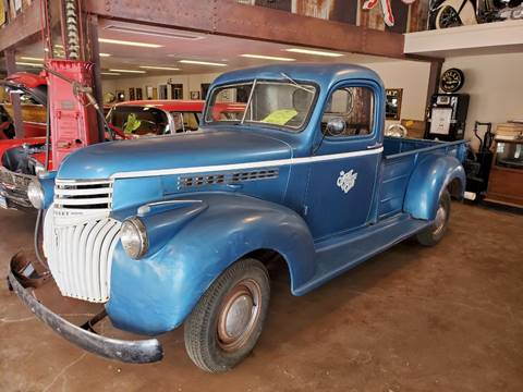 1941 Chevrolet C/K 20 Series for sale at Pikes Peak Motor Co in Penrose CO