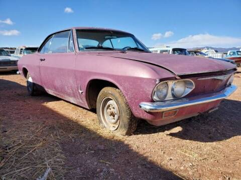 1966 Chevrolet Corvair for sale at Pikes Peak Motor Co in Penrose CO