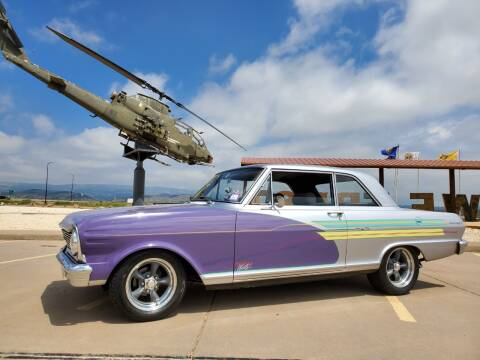 1965 Chevrolet Nova for sale at Pikes Peak Motor Co in Penrose CO