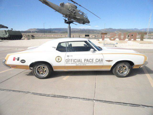 1972 Oldsmobile Cutlass for sale at Pikes Peak Motor Co in Penrose CO