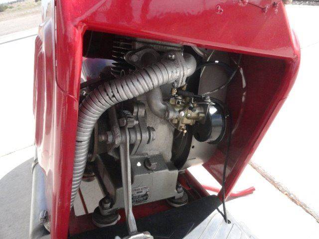 1953 Cushman Deluxe Highlander  - Penrose CO