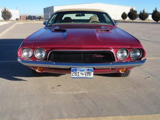 1973 Dodge Challenger  - Penrose CO